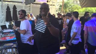 CARL COX & LOCO DICE B2B @ DAYLIGHT POOL PARTY EDC VEGAS!