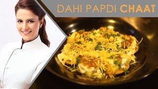 Dahi Papdi Chaat( yogurt snack)