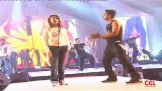Richa Gangopadhyay Dance Practice At CCL 2 Curtain Raiser