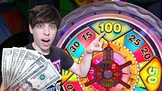 I WON the BIG Arcade Jackpot!! | Arcade Nerd | Matt3756