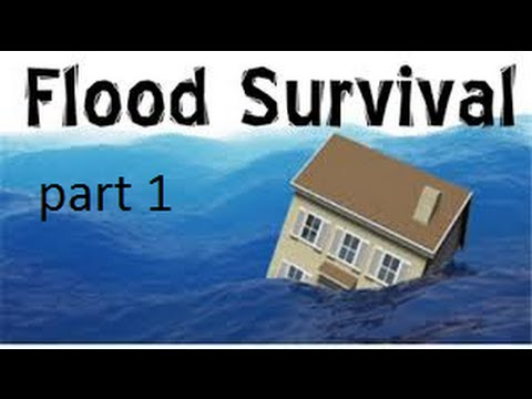Roblox Flood Survival Waves part 1