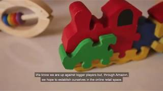 How selling safe toys online is bringing Shumee #SmilesOfSuccess