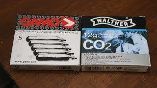 แก๊สหลอด Co2 ขนาด 20 กรัม
