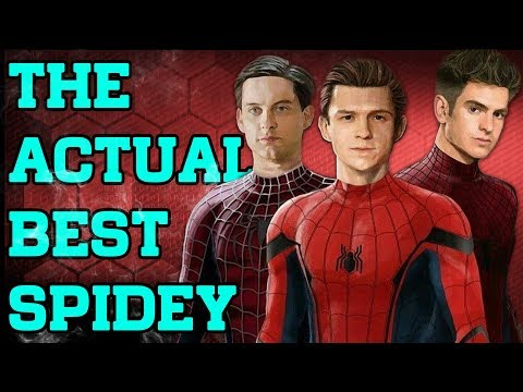 Who is the Best Spider-Man?