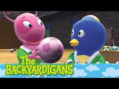 The Backyardigans Monster Detectives Ep.18