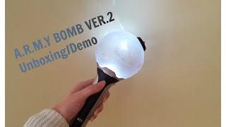 A.R.M.Y BOMB VER.2 Unboxing/Demo