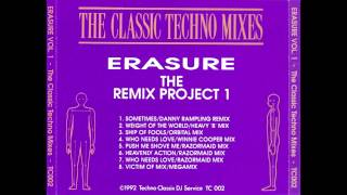 Erasure - Weight Of The World (Heavy 'B Mix)