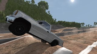 BeamNG.drive - ATE's Rough Truck Island