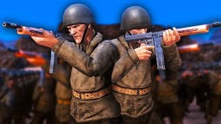 AUSTRALIA VS. AMERICA   Ultimate Epic Battle Simulator #6