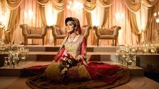 Noreen  & Fahad pakistani Wedding Highlights