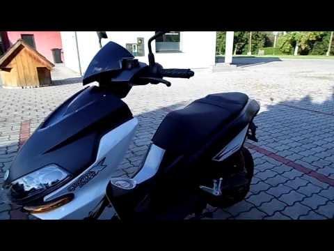 Benelli QuattronoveX - 49X Offroad Edition 02/2013