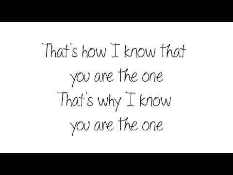 Kodaline The One Lyrics