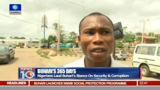 News@10: Buhari Scored Low On Fighthing Fulani Herdsmen 29/05/16 Pt 3