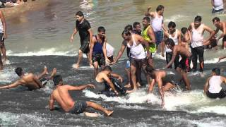 Accidents in waterfalls | waterfalls accidents videos | Waterfall incidents with Boys