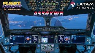 Airbus A350XWB Cockpit Film!