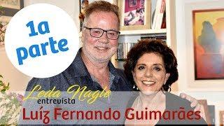 Distraído,engraçado,bom de papo: Luis Fernando Guimarães -PARTE 1