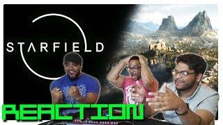 E3 2018 Starfield / Elder Scrolls VI Reveals | REACTION