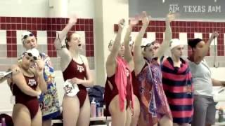 Texas A&M Women's Swim/Dive vs. North Texas Recap