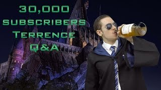30,000 Subscribers Terrence Q&A