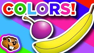 The Color Game - English Kindgarten Education