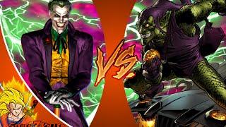 JOKER vs GREEN GOBLIN! Cartoon Fight Club Episode 67 REACTION!!!