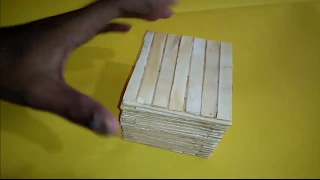 how to make Secret Compartment Box 1