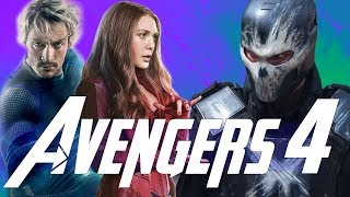 Scarlet Witch to Bring Back Quicksilver & Crossbones in Avengers Infinity Saga?