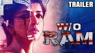 W/O Ram (Wife Of Ram) 2019 Official Hindi Dubbed Trailer 2   Lakshmi Manchu, Samrat Reddy