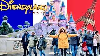 Is Disneyland Paris BETTER Than Disneyland California?