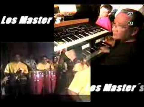 los masters de maracaibo la pollera nueva