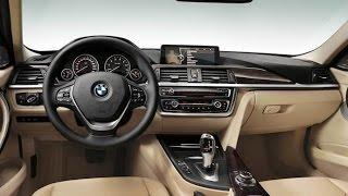 داخلية BMW الفئة الثالثة 2016