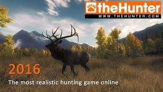 The Hunter 2016 (PC Game) - HD Trailer