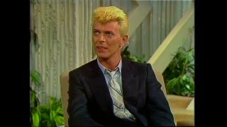David Bowie on The Don Lane Show