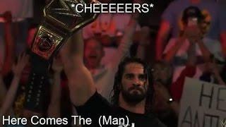 WWE Extreme Rules 2016 Highlights & Chants & Seth Rollins Return
