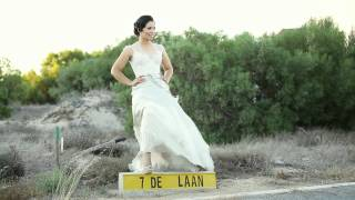 ''7 de Laan, Bonita's Wedding'' - Hildegardt and Kuba