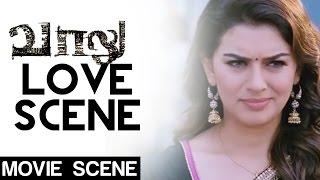 Vaalu - love Scene | STR | Hansika | Thaman