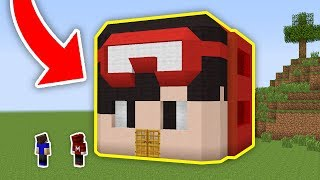 CASA DO MINGUADO !!! - MINECRAFT