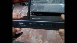 Binatone DT850W 4 Port ADSL+Router with Wi-Fi