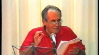 Alfonso Rinaldi legge Vittorio Butera - 'a volantina
