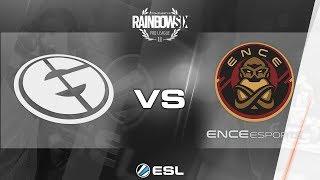 Rainbow Six Pro League 2017 - Season 3 Finals - PC - Evil Geniuses vs. ENCE eSports - day 1