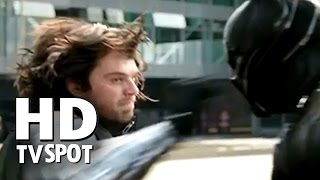 Captain America CIVIL WAR TV Spot #1 Subtitulado HD