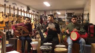 Trio karram at live music - 2