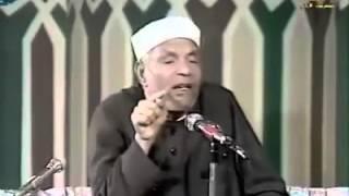 قصة رائعة في عهد الخليفة ابو جعفر المنصور يرويها الامام الشعراوي