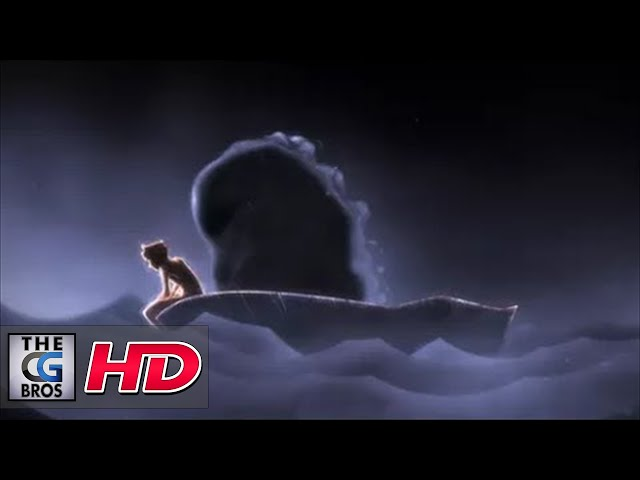"CGI Animated Shorts HD: ""Tzadik"" - by Oriel Berkovits"