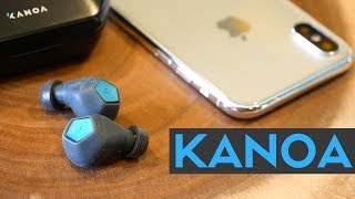 KANOA Earbuds Unboxing - EDIT: KANOA Shut Down - REFUND TIPS!