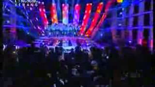 Cherrybelle ~ Brand New Day (New Version) Gema Ramadhan Serang SCTV [21 07 2012]