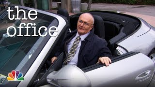 Creed Temps As Regional Manager - The Office