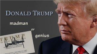 Donald Trump Handwriting Analysis