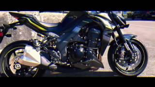 Kawasaki Z1000R Bikeporn
