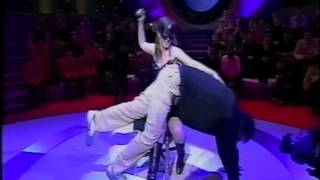 Hypnotised Girl Gives OTK Spanking- Peter Powers - Top Television & Stage Hypnotist Show on TV